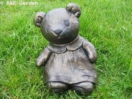 teddy teddy ornament teddy garden ornament