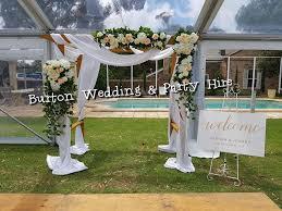 wedding arches hire adelaide burton wedding party hire home