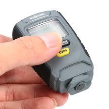 richmeters rm660 handheld digital paint coating thickness gauge