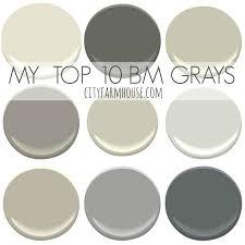 my top 10 benjamin moore grays benjamin moore gray city