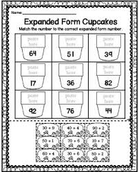 expanded form expanded form worksheets expanded form and worksheets