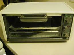 Black And Decker Spacemaker Toaster Oven Black Decker Toaster Oven Broiler Tros 1500 Type 1 Spacemaker