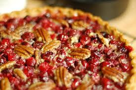 paula deen thanksgiving pecan pie prettysweet cranberry pecan pie