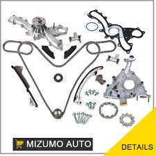 lexus rx timing belt or chain fit lexus toyota 3 5l dohc 2grfe 2grfxe timing chain kit water