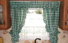Damask Kitchen Curtains Black Valance Curtains U2013 Teawing Co
