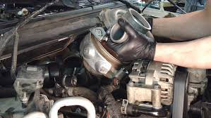 2006 ford f250 6 0 diesel ford 6 0l powerstroke turbo removal w tips