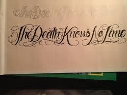 tattoo lettering tattoo love