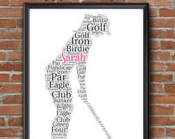 golf gifts for women etsy