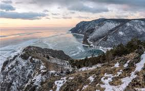 travel to lake baikal in winter rusmania