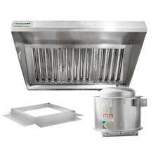 food trailer exhaust fans 4ft concession trailer or food truck grease exhaust vent hood with