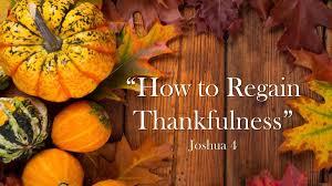 thanksgiving homilies joshua moving forward northstar fellowship baptist church