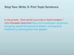 6 steps to writing an objective summary ppt video online download