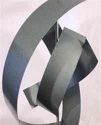 Sheet Metal Garden Art - 12 best metal sculpture images on pinterest metal sculptures
