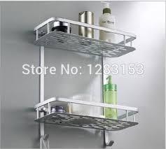 etagere aluminium cuisine haute qualité carré en aluminium plaque étagère murale salle