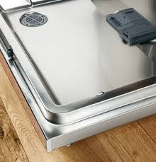 Stainless Steel Covers For Dishwashers Ge Profile Stainless Steel Interior Dishwasher With Hidden