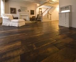 Plank Hardwood Flooring Reclaimed Hardwood Flooring Traditional Rustic Flooring Ideas