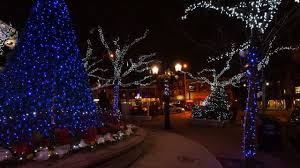 city lights my toronto in mid december ramblin u0027 boy