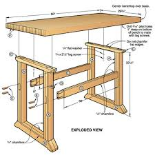 Popular Woodworking Roubo Bench Plans by How To Build A Woodworking Bench Projects To Try Pinterest
