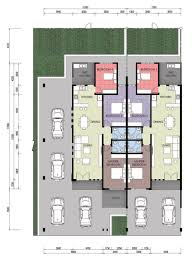 download floor plan single storey terrace house adhome