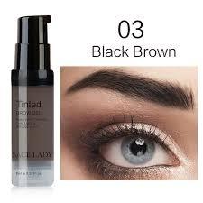 henna eye makeup sace henna shade for eyebrow gel 6ml make up paint waterproof