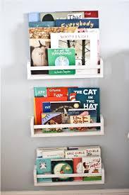 Wall Mounted Bookcase Shelves Best 25 Wall Mounted Bookshelves Ideas On Pinterest Book Shelf