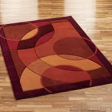 red contemporary area rugs rug designs