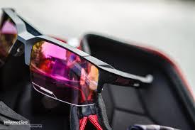 test 100 speedcoupe sonnenbrille velomotion