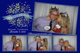 photo booths for weddings wedding photo booth ideas from miami photo booths wedding