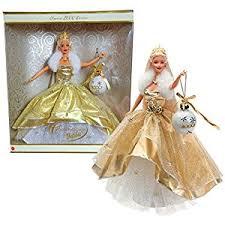 amazon com mattel year 2000 barbie holiday season series special