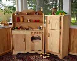 pretend kitchen furniture high quality handcrafted toys and wooden by atoymakersdaughter