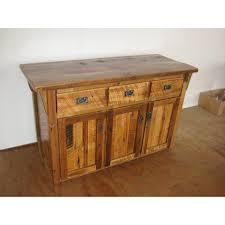 barn wood kitchen cabinet island