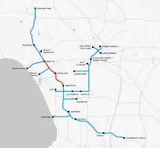 Map Of Los Angeles Airports The Boring Company Maps Out Its Underground Los Angeles Highways