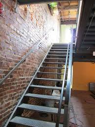 Industrial Stairs Design I Want These Stairs In My House Now Industrial Home Design