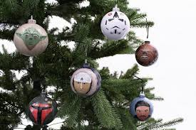 wars christmas decorations how to create a wars christmas the themed items every fan will