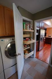 laundry in kitchen ideas 70 functional laundry room design ideas shelterness small laundry