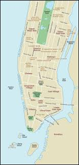 map of nyc new york city map nyc map manhattan map