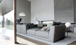 Low Modern Sofa 5 Comfy Contemporary Sofas Offer Versatile Seating Solutions