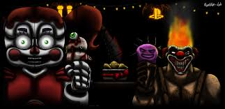 halloween party png fnaf and playstation ice cream halloween party by playstation jedi