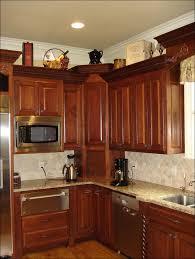 kitchen kitchen cabinets corner appliance garage appliance