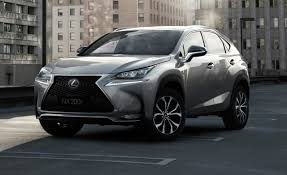 lexus 7 passenger suv price 2015 lexus nx200t f sport awd tested u2013 review u2013 car and driver