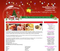 China Wall Buffet Coupon by Case Studies Web Design Company