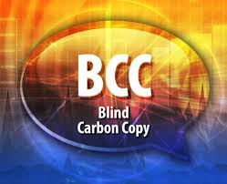 How Does Blind Carbon Copy Work Do Not Bcc Your Client When Emailing Opposing Counsel