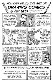 comic book class