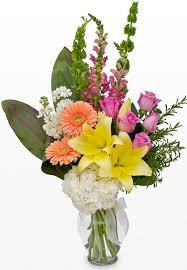 Modern Flower Vase Arrangements Scottish Rose Florist In Millbrook Alabama Relylocal