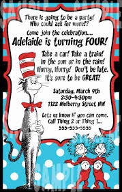 design sophisticated dr seuss birthday template with speach