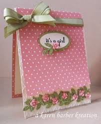 most adorable handmade cards for newborn babies