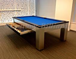 modern pool table design for the gotham in nyc we specialize in