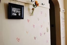 surprise a white chalkboard wall u2013 a beautiful mess