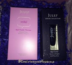julep zodiac collection virgo review and voila nail polish