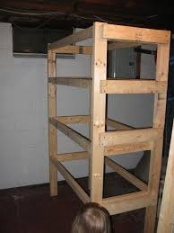 how to build storage shelf plans free pdf floating platform bed
